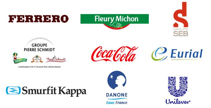 Logos industriels